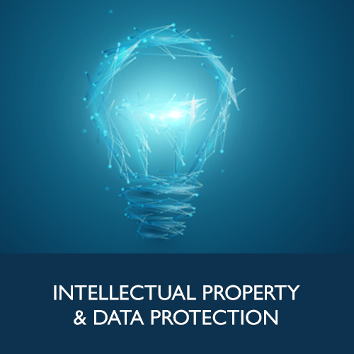 INTELLECTUAL PROPERTY AND DATA PROTECTION